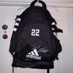 Adidas VINTAGE Soccer Backpack